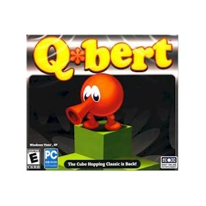 Amazon.com: BRAND NEW Encore Colorful Loveable Jumpy Qbert OS ...