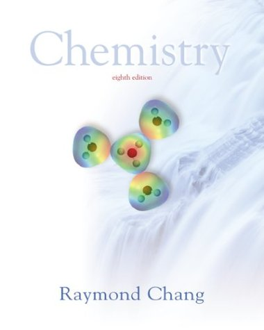 Chemistry, Eighth Edition, by Raymond Chang, Brandon Cruickshank