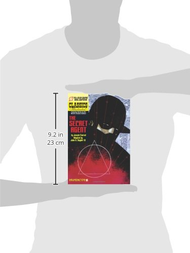 Classics Illus HC 17 Secret Agent (Classics Illustrated 17)