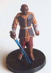Star Wars Miniatures: Jolee Bindo # 43 - Knights of the Old Republic