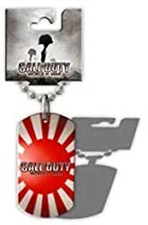 Activision Call of Duty World at War Rising Sun Dog Tag from Call of Duty