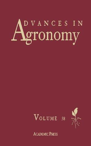 Advances In Agronomy, Volume 58