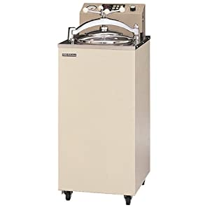 Hirayama Autoclave Sterilizer HA-300MD: Science Lab Autoclaves: Amazon