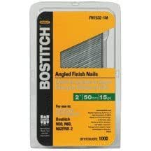 """Bostitch Fn1524-1mss Stainless Steel Finish Nail, 1.5"""", 1m."""