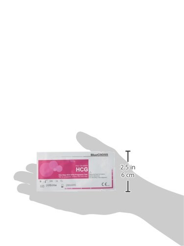 one step pregnancy test strips instructions
