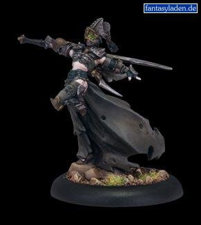 Privateer Press Cryx - Warwitch Siren Model Kit