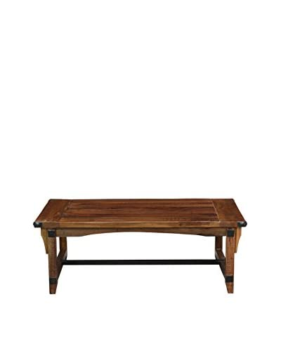 Tottenham Court  Adelina Coffee Table, Nutmeg Brown