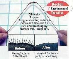 Copper Tongue Scraper Cleaner - BUY 1 GET 1 FREE