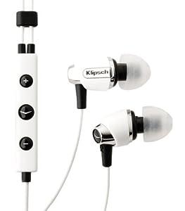 Klipsch Image S4i - cuffie auricolari in-ear, bianco