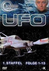 UFO - 1. Staffel, Folge 01-13 [Limited Edition] [4 DVDs]