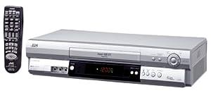 JVC HRS3911U 4-Head S-VHS VCR, Silver