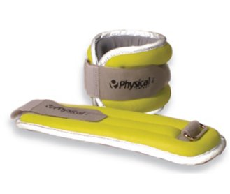 Wrist and Ankle Weights 2 x 1kg