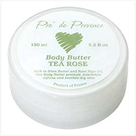Tea Rose Body Butter