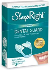 SleepRight NO-BOIL Dental Guard Slim-Comfort