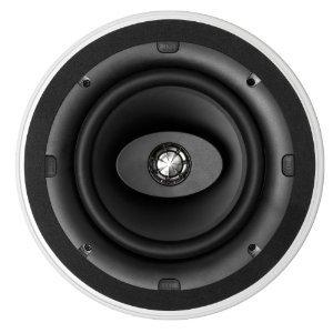 KEF CI200CR Round In-Ceiling Speaker Architectural Loudspeaker (Single)