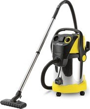 KARCHER Wet and Dry vacuum cleaner WD 5.600 -Extra large 30 lire container -1800W -Multi Propose Vacuum -Blower function  &  Drain screw