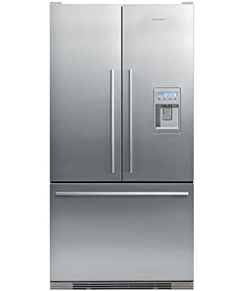 Fisher Paykel RF195ADUX 19.5 cu ft stainless French door I&W