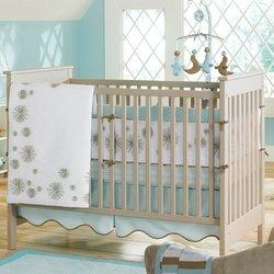 MiGi Pinwheel 6 Piece Crib Bedding Set