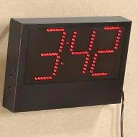 Famous Brand Digital Clock