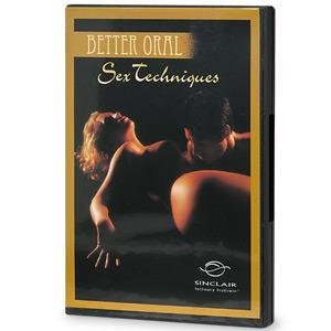 Better Oral Sex Techniques -Dvd