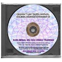 BMV Quantum Subliminal CD Wu Shu Kwan Training (Ultrasonic Martial Arts Series)