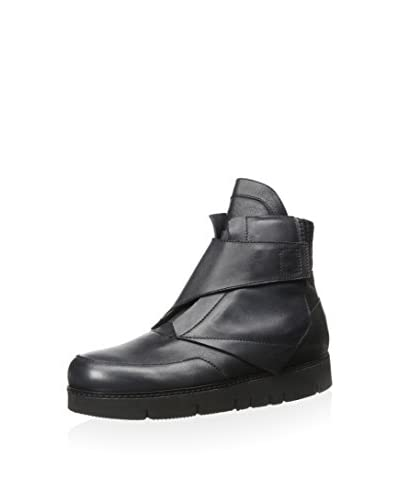 Alexandre Plokhov Men's Washed Calf High-Top Sneaker
