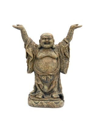 Standing Buddha Aquarium Ornament Decoration