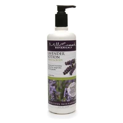 Mill Creek Botanicals Hand Body Lotion Lavender