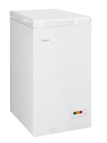 Haier BD103RAA Libera installazione Orizzontale 103L A+ Bianco congelatore