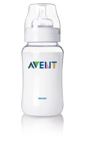 Philips Avent 11 Ounce Bpa Free Classic Polypropylene Bottle, 1-Pack Size: 11 Ounce Newborn, Kid, Child, Childern, Infant, Baby front-369259