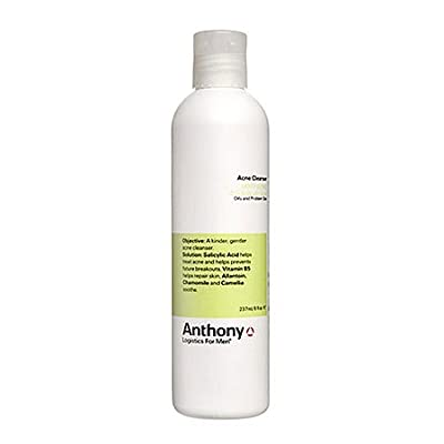 Best Cheap Deal for Anthony Logistics for Men Acne Cleanser, 8 Ounce from Anthony Logistics For Men - Free 2 Day Shipping Available