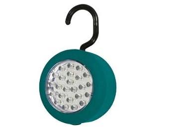 lampe ronde 24 leds luminaires leds luminaires et eclairage z192. Black Bedroom Furniture Sets. Home Design Ideas