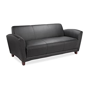 LLR68950 - Lorell Bonded Reception Sofa