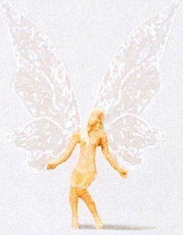 NUDE FAIRY - PREISER HO SCALE MODEL TRAIN FIGURE 29016