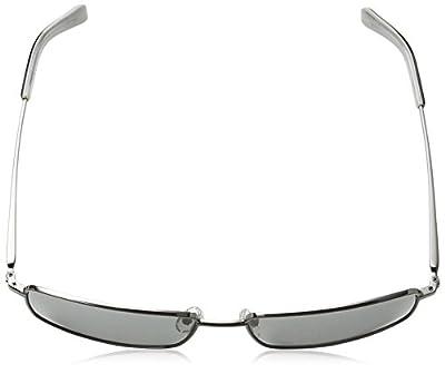 Calvin Klein CK7479SP-033-58 Men's Rectangle Gunmetal Sunglasses