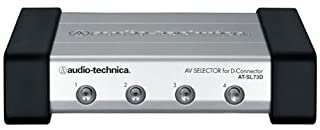audio-technica AT-SL73D D端子セレクター