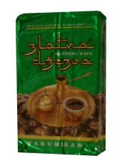 Bosnian Ground Coffee-Zlatna Dzezva (Vispak) 250g