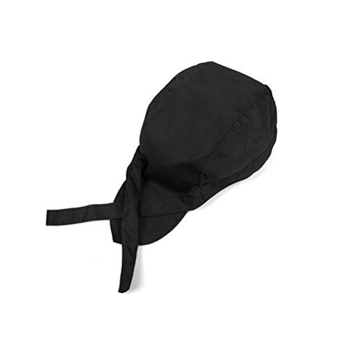 LEORX Nero Cappelli Headwrap Bandana Cappellini