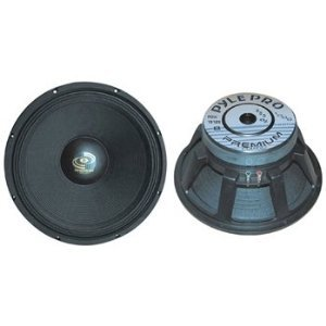 Pyle Pdw15125 15-Inch Performance Optimized High Power Subwoofer