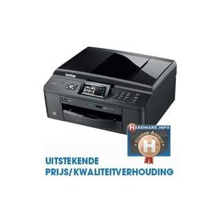 Brother MFCJ625DW - Impresora Multifunción Inyección D