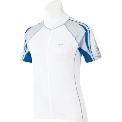 Image of Louis Garneau 2007 Women's Carbon Ion Short Sleeve Cycling Jersey - Carbon Grey - 7820320-64X (B000K2KWP6)