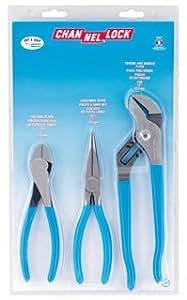 Channel Lock Gs-4 3 Plier Gift Set 430 3017 337