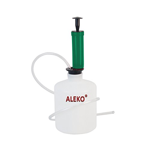 ALEKO OEXP02 1.6 Liter Oil and Fluid Extractor Pump For Automotive Fluids (Oil Extractor Hand Pump compare prices)