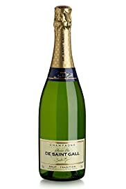De Saint Gall Premier Cru Brut Champagne - Case of 6
