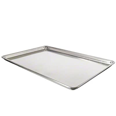 "Vollrath (9003) 17-3/4"" x 25-3/4"" Economy Finish Full-Size Sheet Pan - Wear-Ever® Coll"