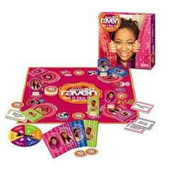That's So Raven Tell It How It Is board game!
