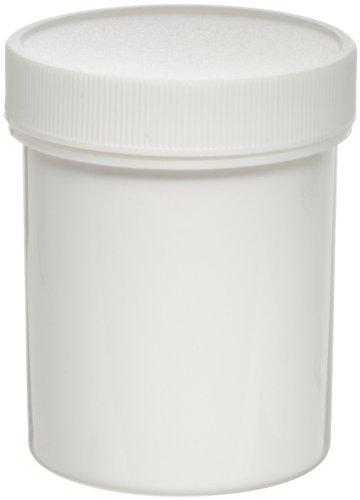Bel-Art H17910-0000 Screw Cap 118.0ml (4oz) Polypropylene Jars; 56mm Closure (Pack of 12) (Autoclave Jars compare prices)