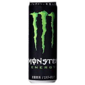モンスターエナジー 缶(355ml×24缶入り)[MONSTER ENERGY]