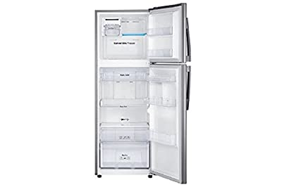 Samsung RT33JSMFESZ Frost-free Double-door Refrigerator (321 Ltrs, 4 Star Rating, Tender Lily Silver)