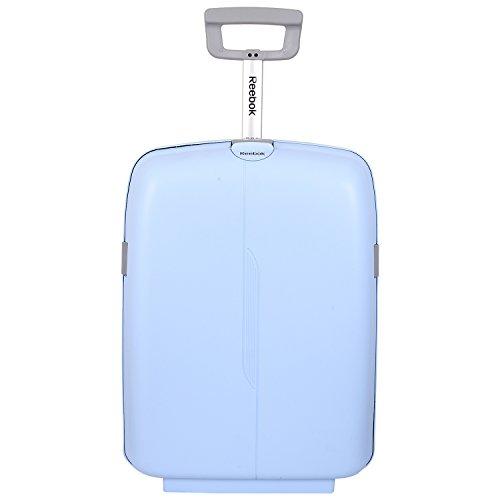 Reebok Hard top Light Blue Travel Suitcase l29528